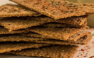 The numerous advantages of flaxseed crackers