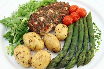 דיאטת חלבונים וירקות